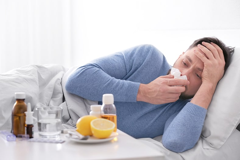 Don't Let Cold and Flu Season Knock You Down; Try These 5 Natural Remedies